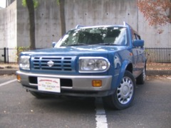 日産 ラシーン の中古車 1.5 タイプII 4WD 千葉県鎌ヶ谷市 49.0万円