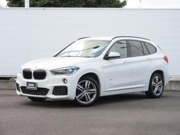 BMW X1 sドライブ 18i Mスポーツ 正規認定中古車 ワンオーナー PDC