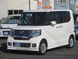 ホンダ N-BOX+ 660 カスタムG 4WD 社外アルミ/純正ナビTV/バックカメラ/