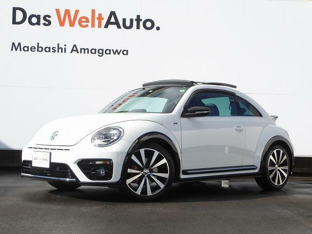 痛快な走り、刺激的なデザイン、ドライビングプレジャーが沸騰するSuper Beetle!The Beetle 2.0R-LINE.