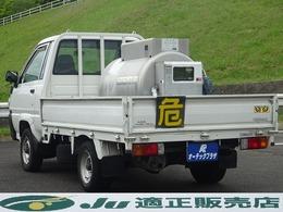 トヨタ タウンエーストラック タンクローリー付き 440L灯油  AT