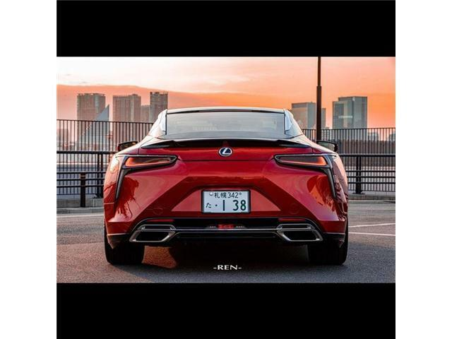 米国ではLF-LCは「このデザインは今後のレクサスが進むべき方向を示している」といった評価になっています。