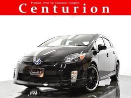 トヨタ プリウス 1.8 S Bluetooth 新品19AW 新品エアロ イカリング