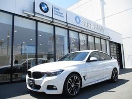 BMW 3シリーズグランツーリスモ 320i Mスポーツ 後期モデル黒革LED純正HDDナビACC認定保証