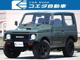 スズキ ジムニー 660 ワイルドウインド リミテッド 4WD 全塗装済