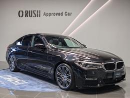 BMW 5シリーズ 523d Mスポーツ ディーゼルターボ イノベーションPKG SR ナビTV ACC