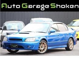 スバル レガシィB4 2.0 RSK Sエディション 4WD 4POTキャリパー 社外17AW 社外マフラー