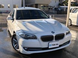 BMW 5シリーズ 523d ブルーパフォーマンス バックカメラ サンルーフ ナビ ETC