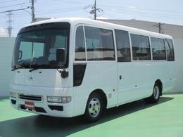日産 シビリアン 4.5ガソリン車 SX 29人乗り 純正ナビ バックモニター