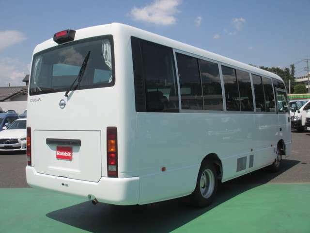 平成24年式 シビリアン 4.5ガソリン車 SX 29人乗り
