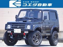 スズキ ジムニー 660 ランドベンチャー 4WD ターボ 全塗装