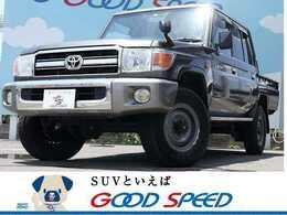 トヨタ ランドクルーザー70ピックアップ 4.0 4WD ストラーダSDTV デフロック 4WD