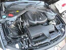パワフルで高効率なエンジンの整備も行き届いており、安心してご乗車頂けます!