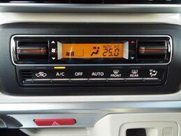 温度を設定するだけで自動で風量を調節してくれます!