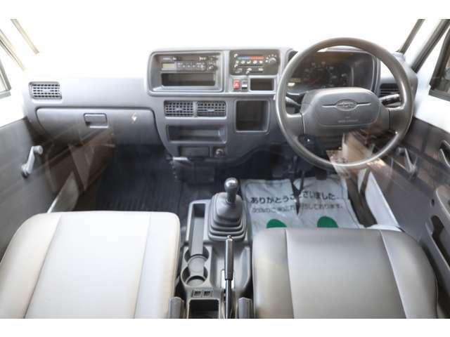 ★ABS,エアバック、キーレスも装備されて降ります♪とても運転しやすい絶版車のサンバーが人気です!★