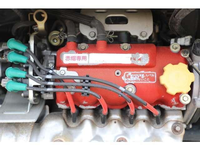 ★4気筒ならではのスムーズな吹け上がりと、マルチポイント・インジェクションの採用などによる低燃費や走りやすさが魅力の4気筒エンジンです!耐久性は50万キロとも言われる位タフなエンジンです!★
