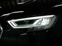 オプション LEDライトパッケージ☆関東最大級のAudi・VW専門店!豊富な専門知識・経験で納車後もサポートさせていただきます☆