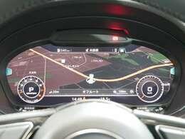 オプション バーチャルコックピット 12.3インチ高輝度液晶モニター☆ご来店のご都合がつかない方は、お勤め先・ご自宅等ご指定の場所へ車輌をお持ちいたします☆