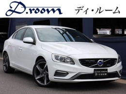 ボルボ S60 T5 Rデザイン セーフティPKG/オートクルーズ/取説/保証書