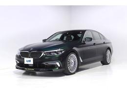 BMWアルピナ D5 S ビターボ リムジン アルラット 4WD ワンオーナー禁煙車 タルトゥーフォレザー
