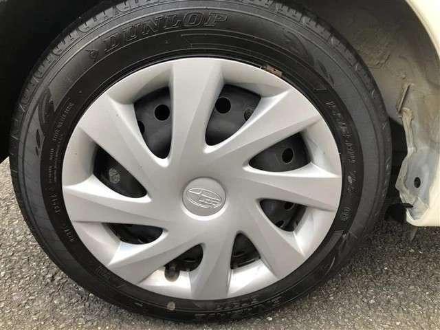 タイヤサイズは155/65R14です!