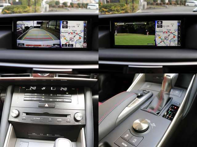 純正SDナビ地デジ(DVD・ブルーレイ再生可)・カラーバックモニター付きで駐車も楽々です。