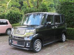 ホンダ N-BOX+ 660 カスタムG ターボパッケージ クルーズントロール車検2年実施