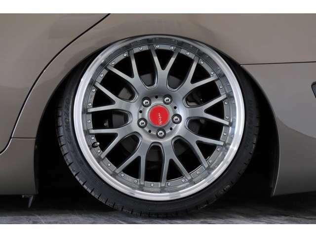 ★新品アネーロ19AW装着済みです!●新品タイヤも装着済みです!