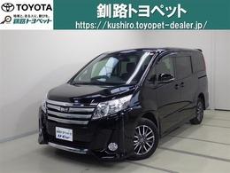 トヨタ ノア SI 4WD TSS・スマートキー・純正エンスタ