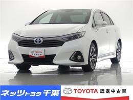 トヨタ SAI 2.4 G /純正メモリーナビ/バックモニター