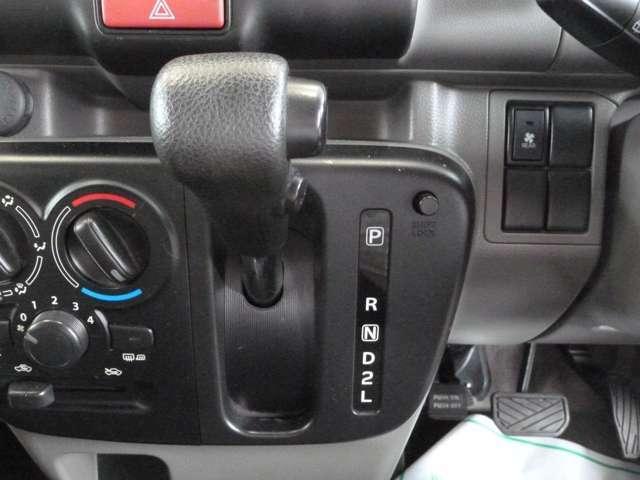 オーバードライブスイッチあります。4速オートマターボ☆パワフルに坂道&高速走り回ります!