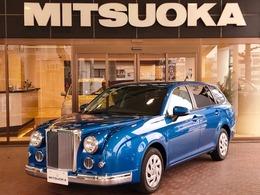 光岡自動車 リューギワゴン 1.5 15EX クリアランスソナー プライバシーガラス
