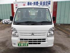 三菱 ミニキャブトラック の中古車 660 M 4WD 埼玉県越谷市 55.5万円