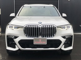 R2(2020)年車*BMW*X7*35d Msport*ホワイト*入庫致しました!