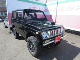 スズキ ジムニー 660 ワイルドウインド リミテッド 4WD リフトアップ外マフラー外AW16インチ