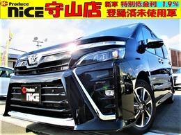 トヨタ ヴォクシー 2.0 ZS 煌III 新車・安全ブレーキ・スマートキーナノイー