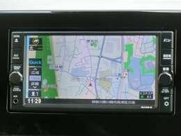 メモリーナビ<MJ119D-W>(フルセグTV/CD/SD/Bluetooth!6スピーカー!