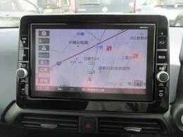 ◆日産純正ナビゲーション◆フルセグTV・CD再生・Bluetooth Audioなど様々なソースが使用できます。是非、お気に入りの音楽で楽しい運転の時間をお過ごしください!