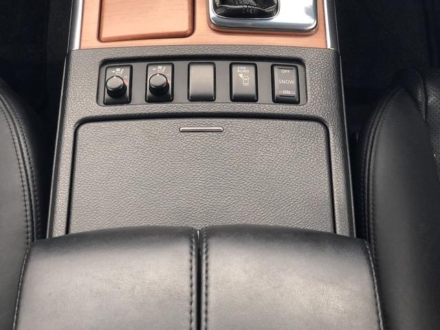 シートエアコン搭載しております♪座席の温度調整が出来るのでロングドライブも快適です♪
