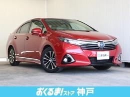 トヨタ SAI 2.4 G Aパッケージ 禁煙車 プリクラ レーダークルーズ SDナビ