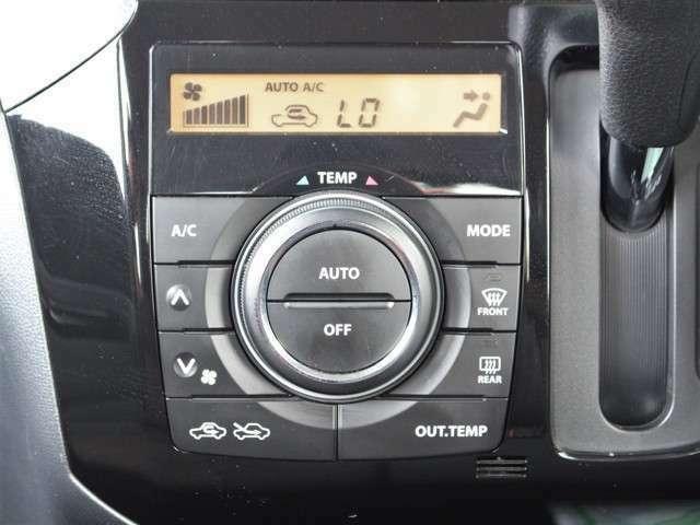 オートA/Cで設定した温度へ自動で合わせてくれます☆オートの楽さを体感してしまうともうもどれません★とても便利です!