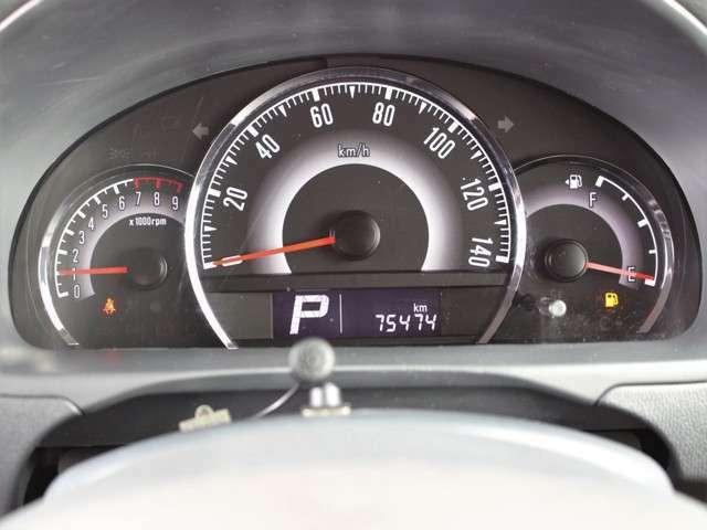 距離もまだまだ7.5万キロ!タイミングチェーン式のエンジンなので交換不要です★