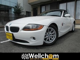 BMW Z4 ロードスター2.5i 16AW HID CD フォグ 電動PSシート ETC