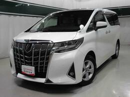 トヨタ アルファード 2.5 X 4WD SDナビ バックモニター