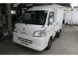 ダイハツ ハイゼットトラック FRP中温片側スライドドア冷凍車