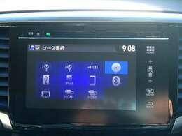 ワンセグとDVD再生が可能です!また、Bluetooth機能が付いていますので、ハンズフリーでの通話と音楽再生が可能です!
