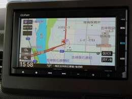 ★メモリーナビゲーションVXM-205CI装備車★ 知らない道もナビゲーションが案内します!楽しい旅行をサポートしてくれます。
