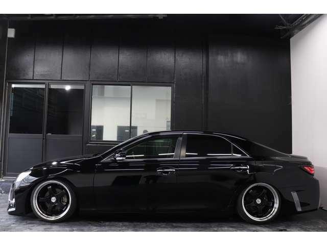 ●ご納車前はお好きな車高に調整致します(^^)