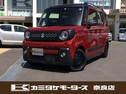 スズキ スペーシア 660 ギア ハイブリッド XZ 軽自動車・キーフリー・両側電動スライド