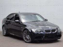BMW M3セダン M DCT ドライブロジック Mドライブパッケージ 右H 黒革 CIC